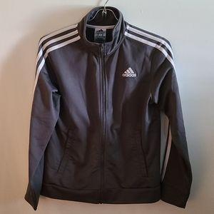 Adidas Boy's Medium zip up sweatshirt 10/12